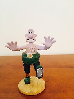 Wallace And Gromit Wallace Figure from The Wrong Trousers