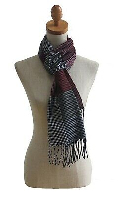 Faux Cashmere Super Soft Luxurious Shawl Scarf  - Men Women Girls or Boys
