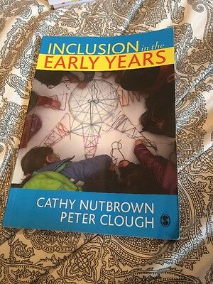 Inclusion in the Early Years: Critical Analyses and Enabling Narratives by Pete…
