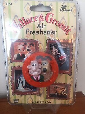 Wallace And Gromit Air Freshener new