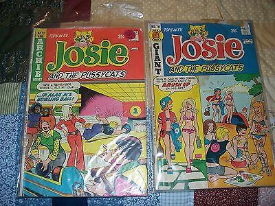 Huge Archie comic lot Josie and the Pussycats Jughead