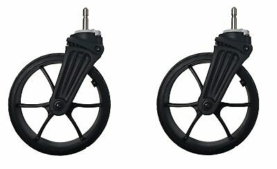 Front Wheel Set for Baby Jogger City Select & City Premier Strollers (set of 2)