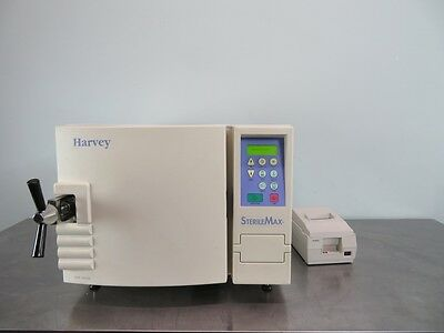 Barnstead Harvey SterileMax ST75925 Autoclave with Warranty