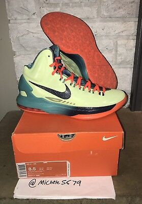 ea6256fcf049 USED NIKE KD V 5 All-Star Game ASG Area 72 583111-300 Size 8.5 ...