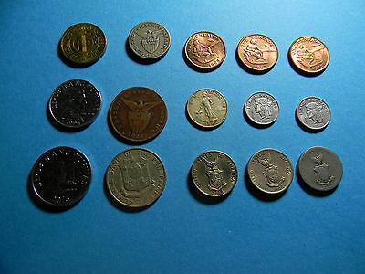 Philippines (15) Coin lot (lot #0198)