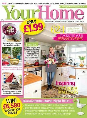 Your Home Magazine June 6/2017 624 Budget Buys & Bright Ideas
