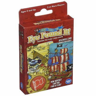 Journey Through Time Eye Found it Game - Card Game by Ravensburger (60001514)