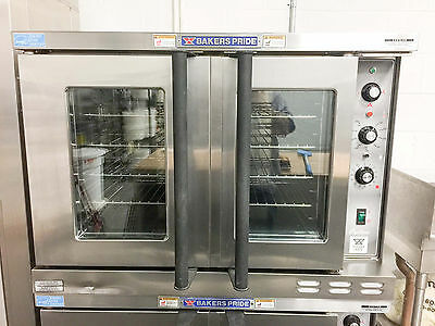 Bakers Pride BCO-E1 Cyclone Series Electric Convection Oven - Slightly Used!