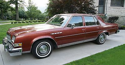 1978 Buick Electra Chrome 1978 Buick Electra Limited