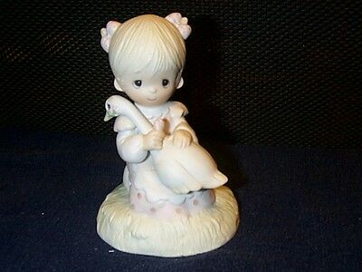 Precious Moments God Is Love Figurine /[