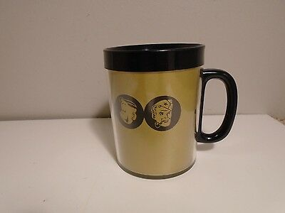 Vintage Thermo-Serv West Bend King Features Syndicate Newspaper Comics Mug Cup