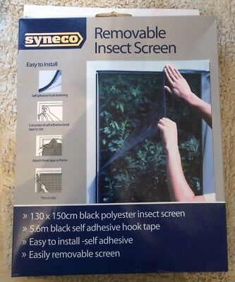 Removable Flyscreen (Syneco) NEVER USED Pick Up Available Boronia 3155