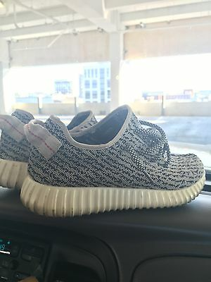 Adidas Yeezy Boost 350 TURTLE DOVE 8 1/2 men's pre-owned