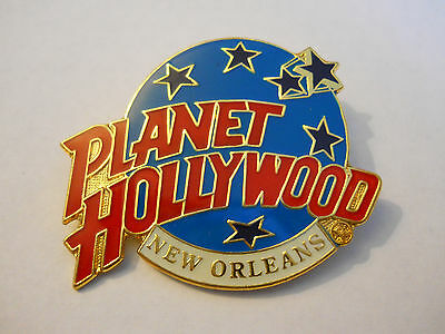Planet Hollywood New Orleans Pin Collectible