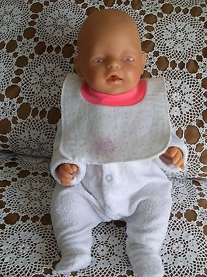 Baby Born Doll's Bib