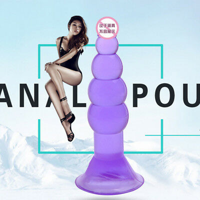 Huge Plug Unisex Sex Products Toy Nightlife Sexy Grand Stimulating for Women Men