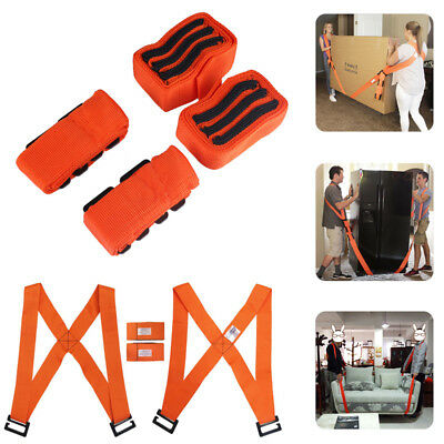 HOME Moving Harness Lifting Shoulder Strap Moving Lift Aid Tool Furniture Holder
