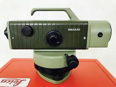 Leica/Wild N3 Precision Level, Imperial Micrometer, We Export!