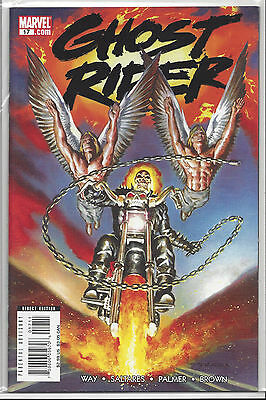 Ghost Rider #17 Volume 5 Nm/mint 9.8 : Send This Book To Cgc
