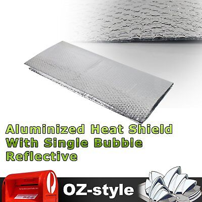 Ceiling Foil Air Bubble Cell Radiant Reflective Insulation Single Layer 1.2 x 5M