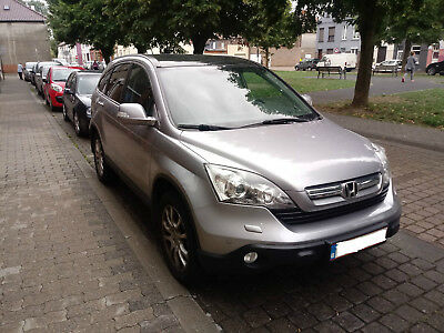 Honda Crv 2.2 Cdti Executive