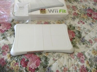 Wii Fit Console Balance Board