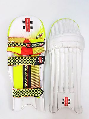 Gray Nicolls Powerbow GN6 Cricket Player Grade Batting Pad OZSTOCK+GIFT+FREESHIP