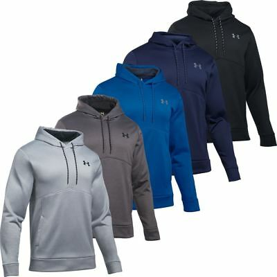 Under Armour 2017 Mens UA Storm Armour Fleece Water Repellent Hoody