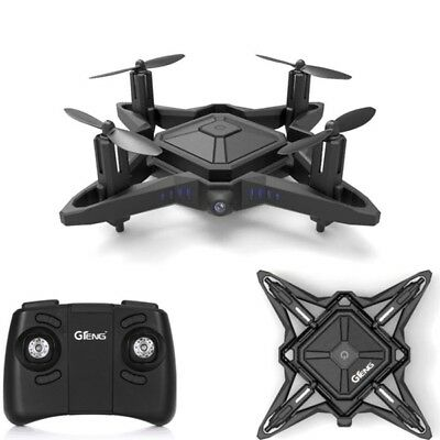 GTENG T911W WIFI FPV 0.3MP HD Cam High Hold Foldable Arm RC Quadcopter RTF AU