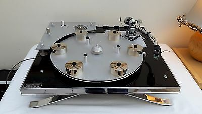 Transcriptor Hydraulic Reference Turntable by JA Michell with SME Tonearm