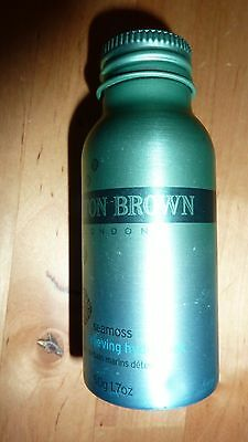 Molton Brown SEAMOSS Hydrosoak Bath Salts Soak 50g Samphire Travel Chic RARE!!!!