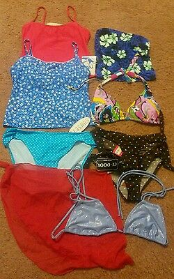 Womens Wholesale Swimwear Lot bikini bottoms tops NEW LOT#1