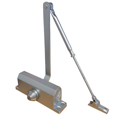 Preslite Fire Rated Safety 45-80kg Timber Steel Internal Overhead Door Closer