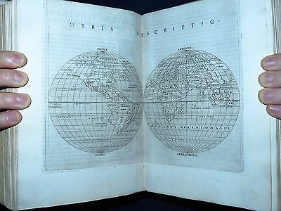 1561 -1ST ED- Ruscelli's translation in Italian of PTOLEMY'S GEOGRAPHIA, 64 Maps