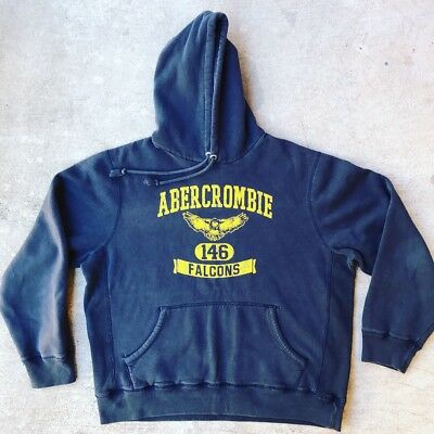 Vintage Abercrombie & Fitch Falcons XL Hoodie