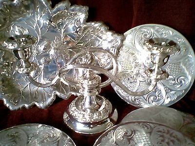 Ianthe Reed & Barton Made in England recently cleaned well polished Silver Plate
