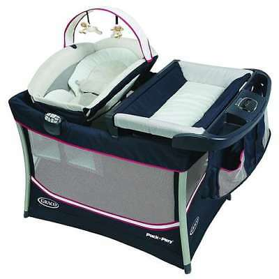 Graco Pack 'n Play w/Removable Bassinet & Changing Station | Open Box