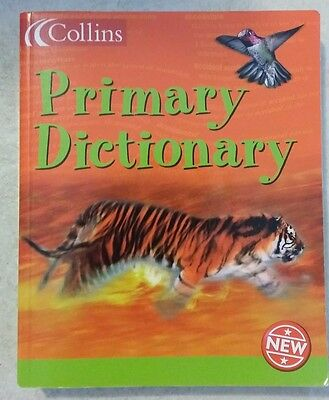 Collins Primary Dictionary - age 8 +