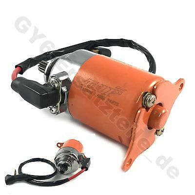 HIGH PERFORMANCE STARTER ENGINE MOTOR CHINESE SCOOTER GY6 4 STROKE 125-150cc VIP