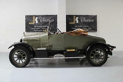 1924 MORRIS COWLEY BULLNOSE With Dickie Seat. Classic in Green