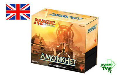 BUNDLE - FAT PACK 10 buste Amonkhet magic mtg eng AKH
