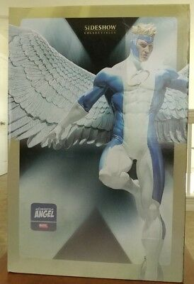 RARE Sideshow Collectible Marvel X-Men Angel Comiquette 234/1000 1/5 Scale