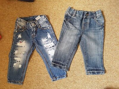 Baby boy jeans  9-12 Months