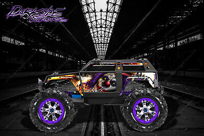 TRAXXAS RUSTLER GRAPHICS Decals Wrap