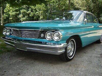 1960 Pontiac Catalina  1960 Pontiac Catalina 2 door hard top
