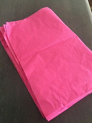 Pink tissue paper 15 sheets
