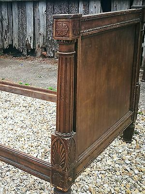 Antique French early 19th Century Day Bed Sofa