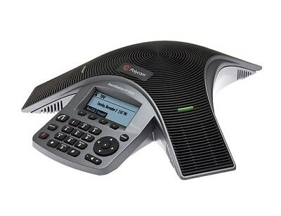 NEW Polycom Soundstation IP 5000 VoIP Conference Phone PoE FREE Shipping