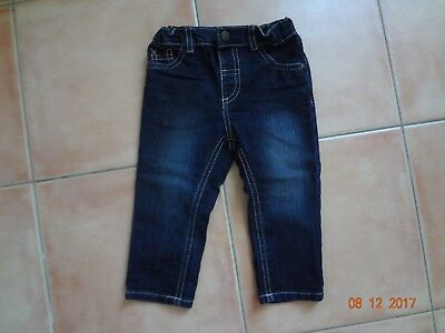 2 Tee Shirt manches longues + 1 jean...taille 6 mois....
