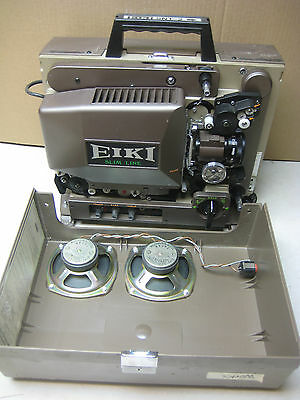 EIKI SNT-2 16mm Slime Line self-threading auto-loading move projector
